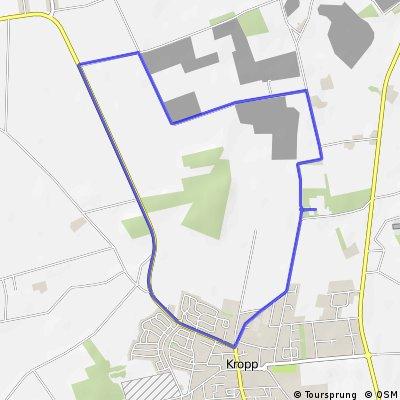 Kropp-Triathlon