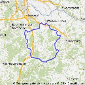 Brackel-Amlinghausen-Winsen-Brackel
