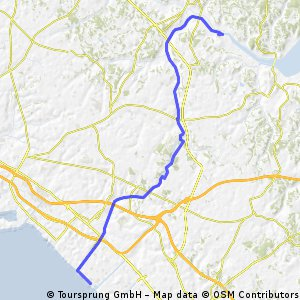 花見川 Cycling Road