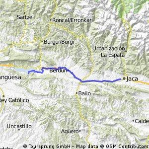 Ruesta - Jaca