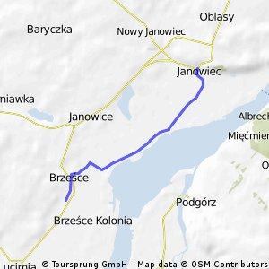 Szlak Bursztynowy w Gminie Janowiec