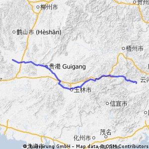 罗定 - 宾阳县