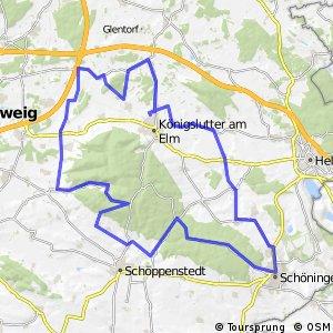 Ostfalen RTF 2011 81 Km