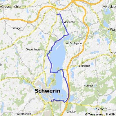Schwerin - Dorf Mecklenburg