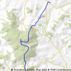 von Griesbach nach Dorfbach