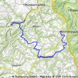 Hunsrück-Untermosel Radtour