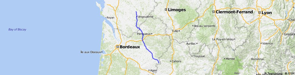 London to Toulouse3