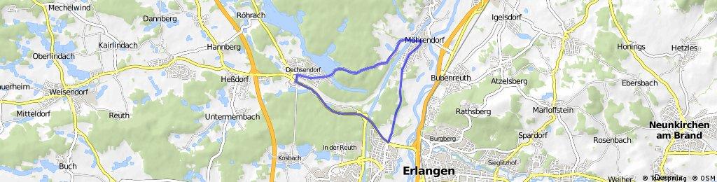 SGS Erlangen Paar-Zeitfahrrunde