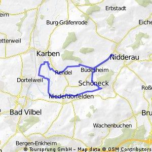 Heldenbergen R1 - Geocaching