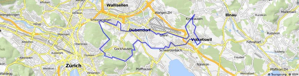 Kinhausen, Geeren, Dolder, Zoo, Schwamendingen, Dübendorf, Volki, Kindhausen