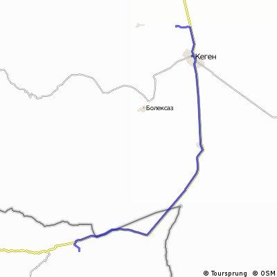 San Tash - Kegen CLONED FROM ROUTE 123201
