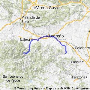 Arnedo - Valvanera