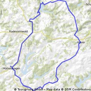 Hückeswagen - Breckerfeld