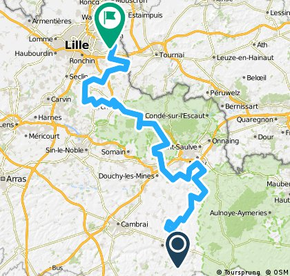 Paris Roubaix 2011 CLONED FROM ROUTE 880653