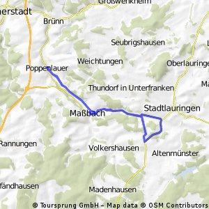 Tour de Lauertal X