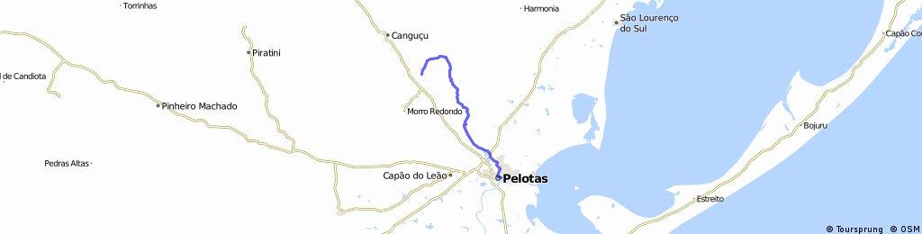 Centro - Ponte Arroio Caneleira