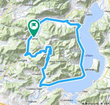 Lago d`Endine - Lago d`Iseo - Lago d`Endine