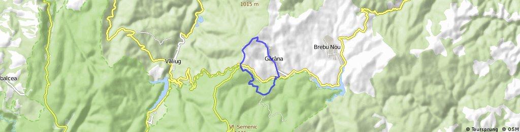 Beginner - Banat Mountain Bike Maraton 2011 CLONED FROM ROUTE 1091012
