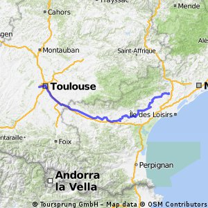 Nizas - Toulouse
