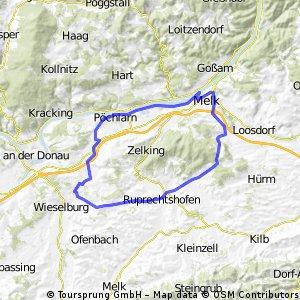 Annatsberg - Schallaburg - Annatsberg