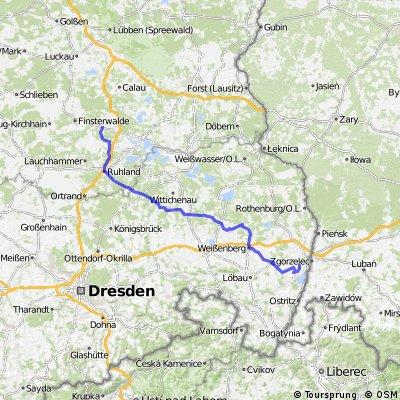 Tour de Görlitz 2011  Dollenchen - Görlitz (6.Etappe)