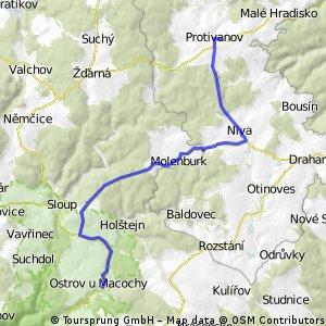 Protivanov - Macocha