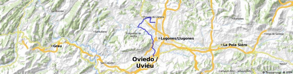 Oviedo-La Morgal