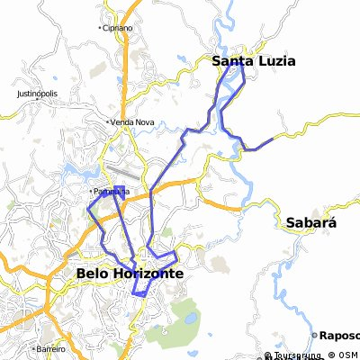 PF (381) - Sta Luzia - BH - UFMG