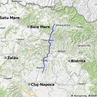 1. Tag - Mountainbike Reise durch die rumänischen Karpaten >>> http://www.kette-rechts-reisen.de