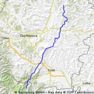 2. Tag - Mountainbike Reise durch die rumänischen Karpaten >>> http://www.kette-rechts-reisen.de