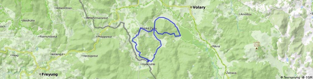 11.06.21 Haidmühle-Tschechien