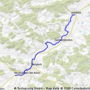 Uehlfeld - Neustadt