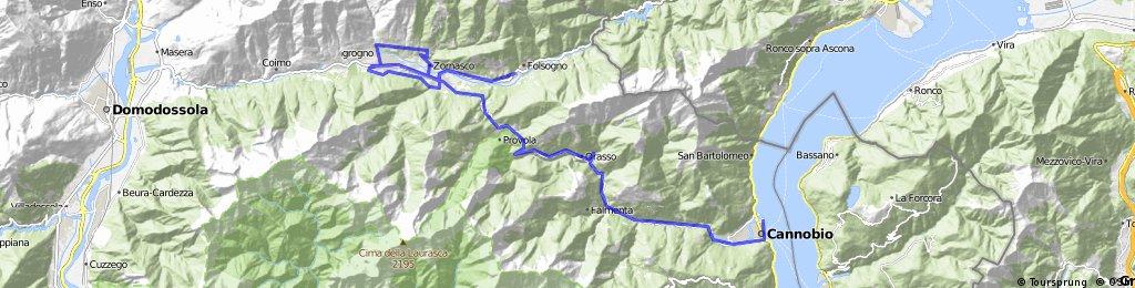 11.06.30 La Riva - Cannobio
