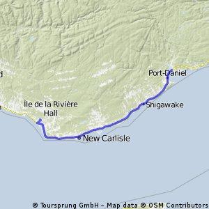 Bonaventure/Port-Daniel