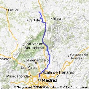 Madrid-Navares N-1