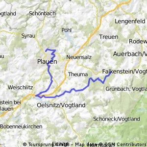 Falkenstein-Plauen 2. Teil