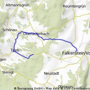 Falkenstein-Plauen 1. Teil
