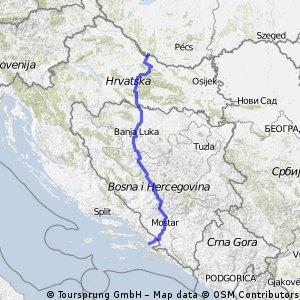 Tour the Mostar