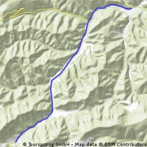 1. Etappe Biedermeiertal Rundfahrt