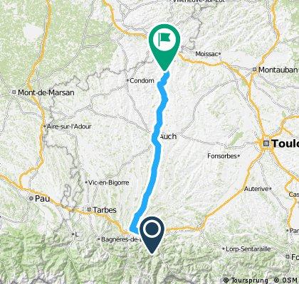 Tour de France etape 9