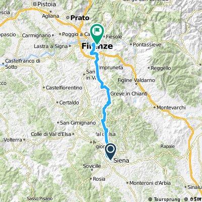 Sienna - Florenz - 10