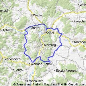 Rund um Marburg