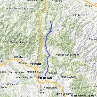 Florenz - Monghidoro - 11