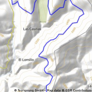 Cerro - La Puebla