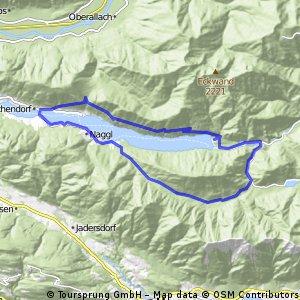 MTB-Berg: Weissensee-Runde KURZ