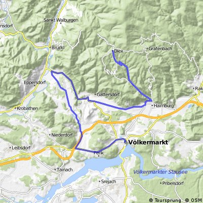 "X-TEAM Decathlon Etappe ""Rad Strasse"""