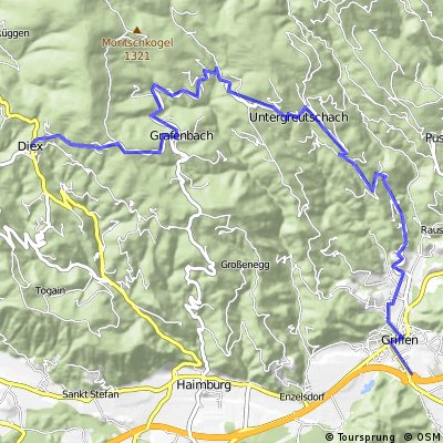 "X-TEAM Decathlon Etappe ""Mountainbike"" Alt.1"