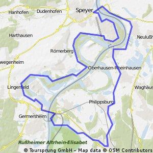 S-Rheinauen Nordbaden-Südpfalz