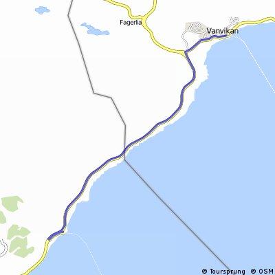 Rørvik - Vanvikan