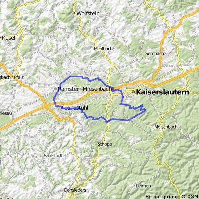Bärenloch, Humboldturm, Vogelwoog